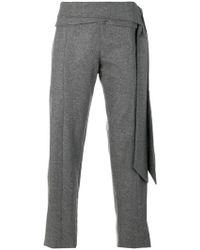 Chalayan - Pantalon Greek à ceinture nouée - Lyst