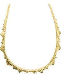 Henson - 'spine' Necklace - Lyst