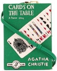 Olympia Le-Tan - Cards On The Table Clutch - Lyst