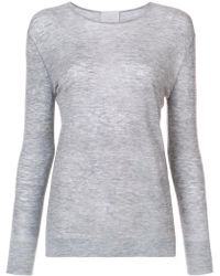 Jason Wu - Classic Fitted Sweater - Lyst
