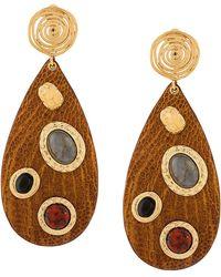 Gas Bijoux - Verone Earrings - Lyst