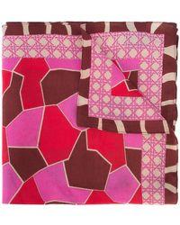 A Peace Treaty | Geometric Print Scarf | Lyst