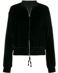 Thom Krom - Jersey Knit Bomber Jacket - Lyst