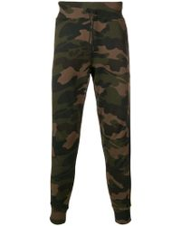 Hydrogen - Camouflage Track Pants - Lyst