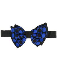 Jupe by Jackie - Embroidered Bow-tie - Lyst