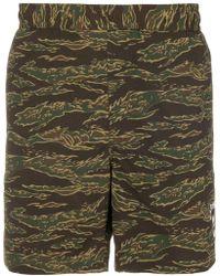 Carhartt - Camouflage Shorts - Lyst