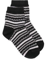 Missoni - Striped Socks - Lyst
