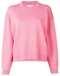 Dagmar - Long-sleeve Fitted Sweater - Lyst