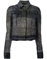 Haider Ackermann - 'bussey' Jacket - Lyst