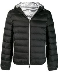 Emporio Armani - Down Filled Puffer Jacket - Lyst