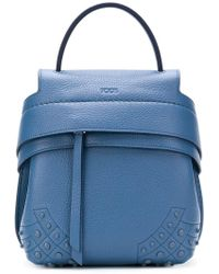 Tod's - Wave Medium Backpack - Lyst