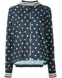 The Upside - Cat-print Jacket - Lyst