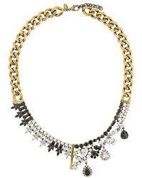 Iosselliani - Optical Memento Necklace - Lyst