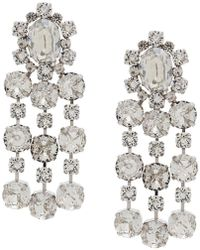 Ca&Lou | Crystal Embellished Earring | Lyst