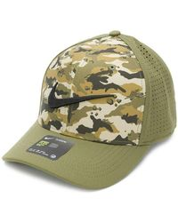 Nike - Camouflage Classic 99 Swoosh Flex Cap - Lyst