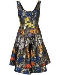05c4b263f5a2 Isabel Marant Ulia Geometric Print Dress - Lyst