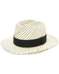 Henrik Vibskov - Cowboy Panama Hat - Lyst
