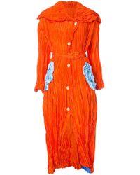 Tsumori Chisato | Crinkled Belted Dress | Lyst