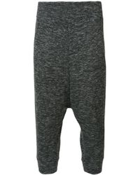 Private Stock - Drop Crotch Trousers - Lyst