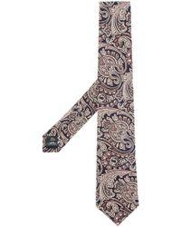 Gieves & Hawkes - Paisley Print Tie - Lyst
