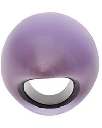 Monies - Oval Ring - Lyst