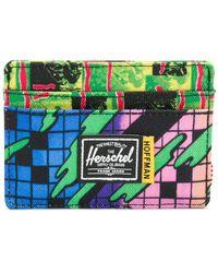 Herschel Supply Co. - Graphic Print Cardholder - Lyst