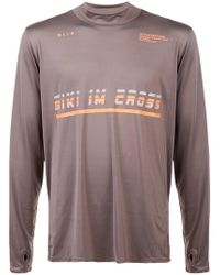 Siki Im - Running Longsleeved T-shirt - Lyst