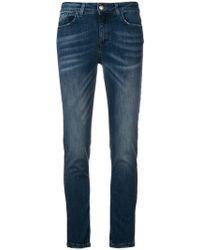 Frankie Morello - Eliza Skinny Jeans - Lyst