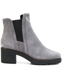 Hogan | Chunky Ankle Boots | Lyst