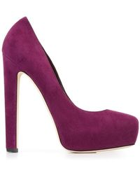 Brian Atwood | 'new Maniac' Court Shoes | Lyst