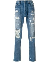 MR. COMPLETELY - Ripped Jeans - Lyst