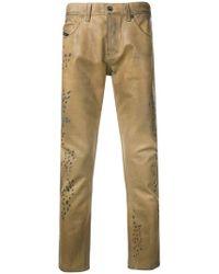Diesel Black Gold - Type-2813 Jeans - Lyst
