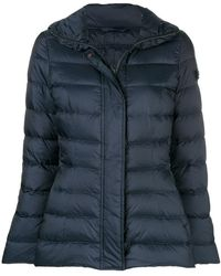 Peuterey - Concealed Front Padded Jacket - Lyst