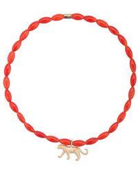 Luis Morais - Medium Pantera Spacer Bracelet - Lyst