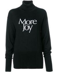 Christopher Kane - 'more Joy' Turtleneck Knit - Lyst