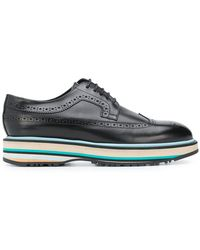 Paul Smith Black Label - Platform Derby Brogues - Lyst