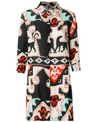 Adriana Degreas - Printed Shirt - Lyst