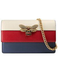 Gucci - Queen Margaret Mini Bag - Lyst