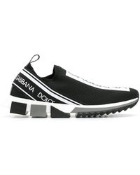 Dolce & Gabbana - Sorrento Logo Sneakers - Lyst