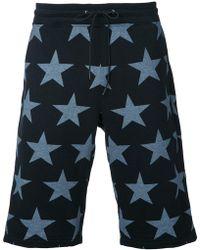 Guild Prime - Stars Print Shorts - Lyst