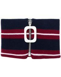 zipped choker scarf - Black J.W.Anderson JmRvEz29T