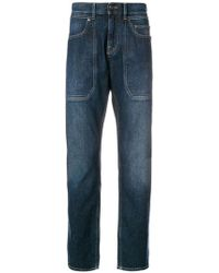 Jeckerson - Stonewashed Jeans - Lyst