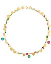 Katerina Makriyianni - Granules And Stones Bracelet - Lyst