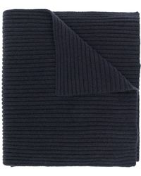 N.Peal Cashmere - Short ribbed scarf - Lyst