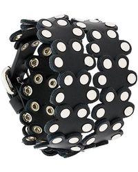 RED Valentino | Studded Floral Bracelet | Lyst