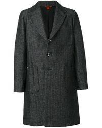 Barena - Single Breasted Coat - Lyst