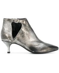 Strategia - Faded Pointed Ankle Boots - Lyst