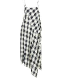 Christian Wijnants - Large Gingham Print Dress - Lyst