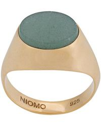 Niomo - Paloma Oval Ring - Lyst