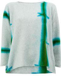 Suzusan - Watercolour Sweater - Lyst